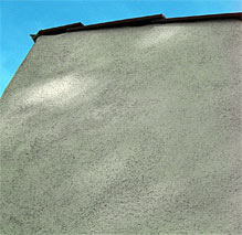 stucco damage